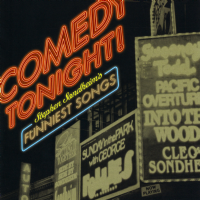 Comedy Tonight: Stephen Sondheim's Funniest Songs CD